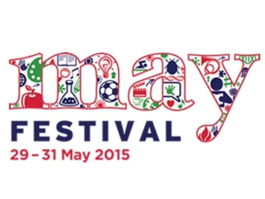 Logo May Festival in Aberdeen