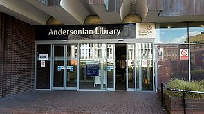 Andersonian Library in Glasgow